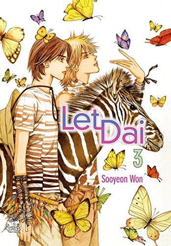 Let Dai Vol. 3 (English Edition)