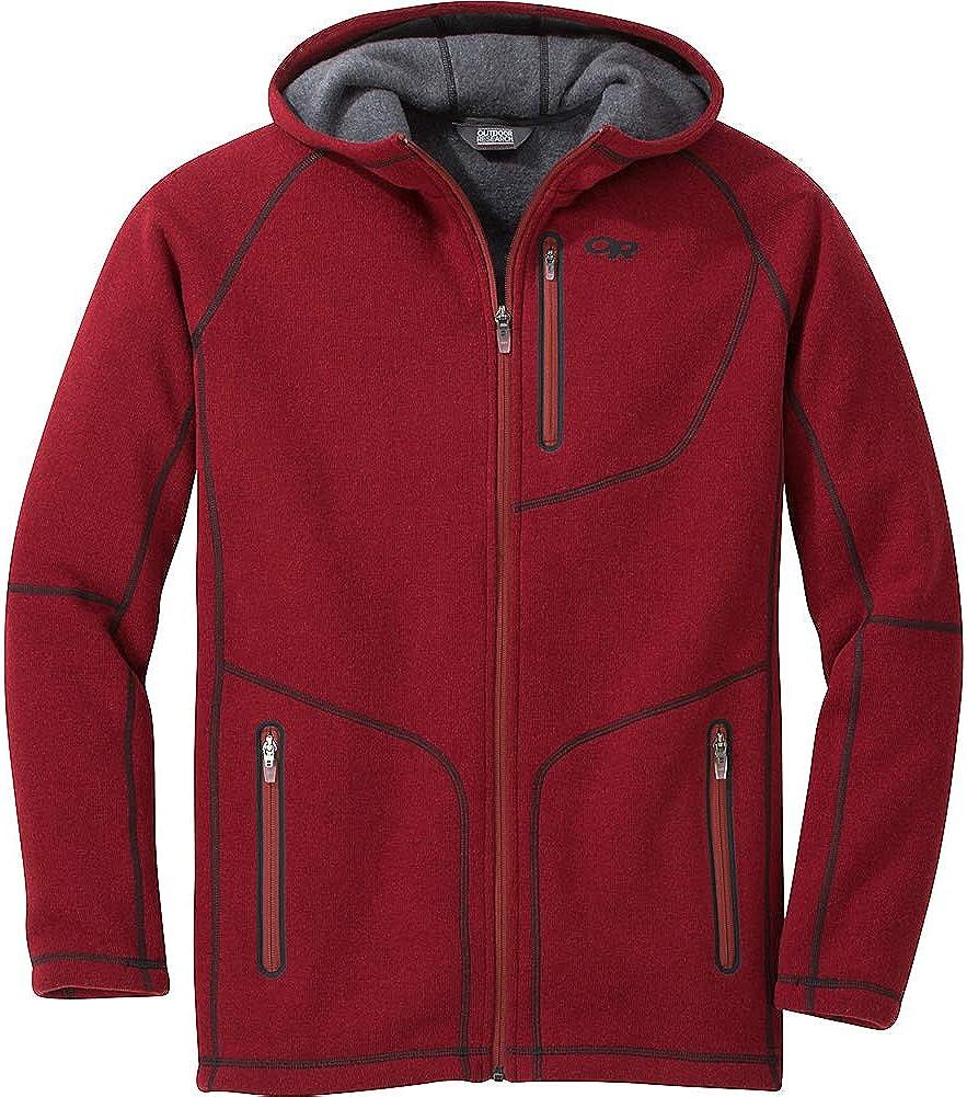 Many popular brands Outdoor Research Men's Direct stock discount Vashon Full-Zip Fleece