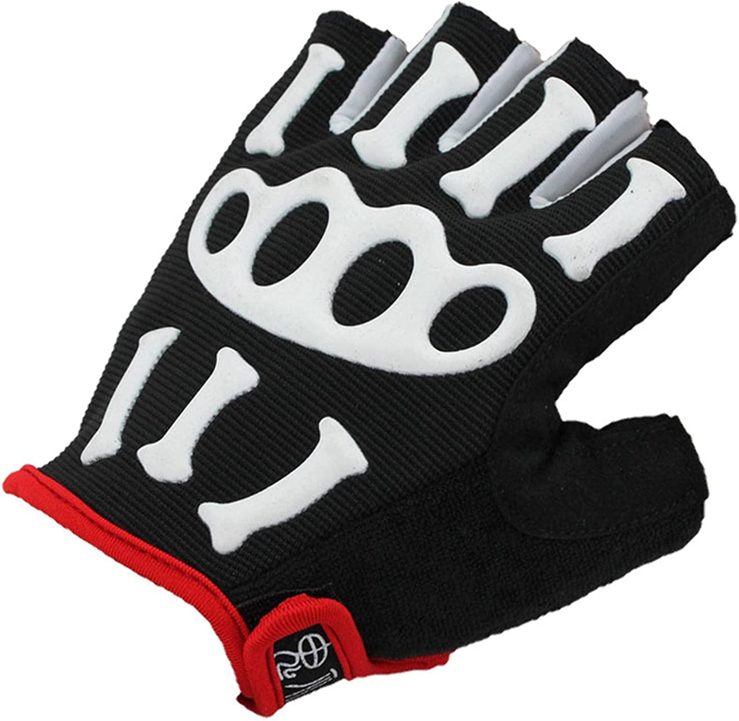 A surprise price is realized N\C Cycling Gloves Non-Slip Exercise Lifting Low price Half-Finger Weight