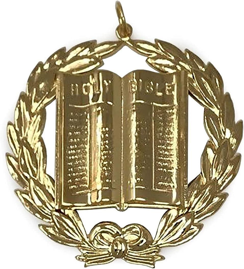 Masonic Collar Grand Lodge Jewel - Chaplain