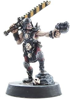 War World Gaming Futuristic Sci-Fi Renegade Miniatures Renegade 2 – 28mm Heroic Scale Skirmish Wargame Figures Model Paint...
