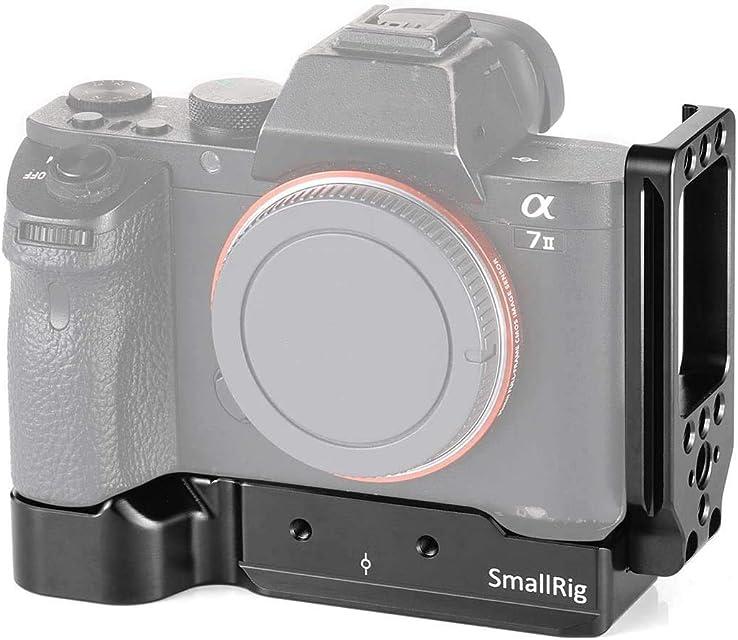 SMALLRIG A7II L Bracket L Soporte Placa L para Sony A7II / A7RII / A7SII - 2278