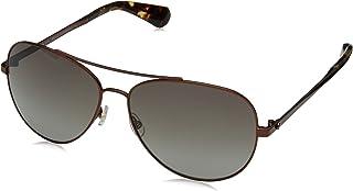 نظارة شمسية من كيت سبيد نيو يورك للنساء -  58 mm