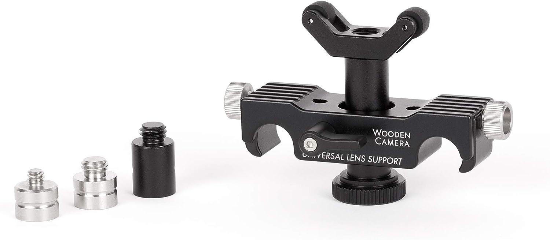 [Alternative dealer] Wooden Very popular Camera Universal Lens Support H for 15mm LW Lightweight