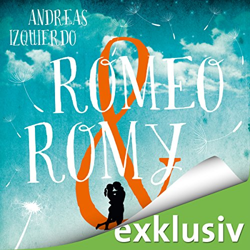 Romeo & Romy audiobook cover art