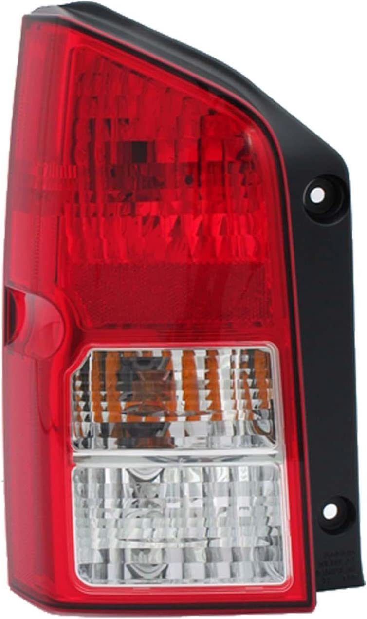 TYC Max 59% OFF 11-6120-00 Nissan Pathfinder quality assurance Driver Side Replacement Tail Li