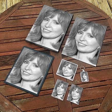 Jane Asher - Original Art Gift Set #js001 (Includes - A4 Canvas - A4 Print - Coaster - Fridge Magnet - Keyring - Mouse Mat - Sketch Card)
