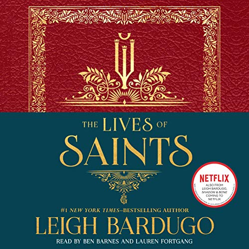 The Lives of Saints cover art