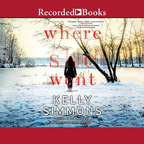 Where She Went cover art