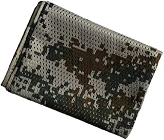 MILASIA camouflage scarf camouflage scarf US Tactical Camouflage Sniper Fishing Camouflage