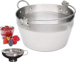 jam making pot