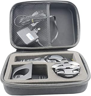 SANVSEN Hard Travel Case for Panasonic ER-GP80 K Professional Hair Clipper