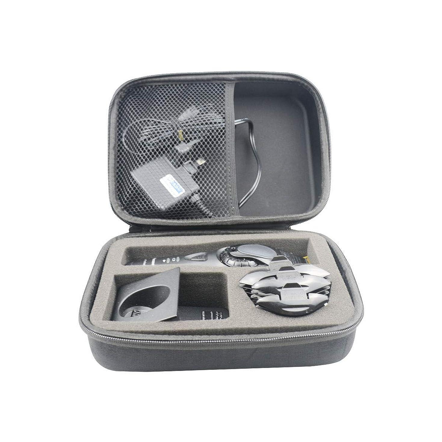 収容する今晩愛国的なSANVSENパナソニックER-GP80 Kプロフェッショナルヘアクリッパーハードスーツケース