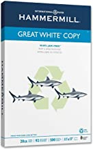 product image for HAM86750 - Hammermill Great White Recycled Copy Paper