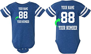 personalized baby giants jersey