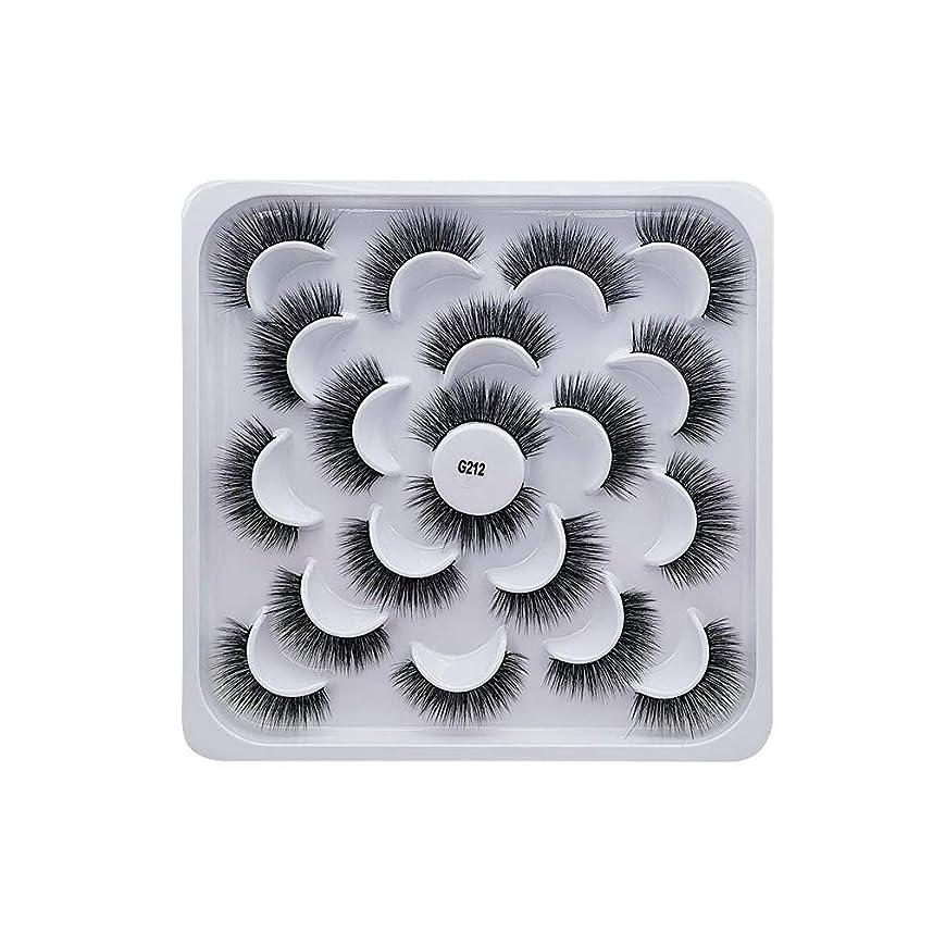 数字層三角Snner つけまつげ ナチュラル 極薄 濃密 超軽量 高級繊維 人気 芯が柔らかい 再利用可能 つけまつげクロス つけまつげセット 3D 大きい目