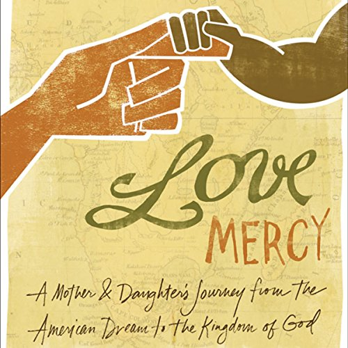 Love Mercy audiobook cover art