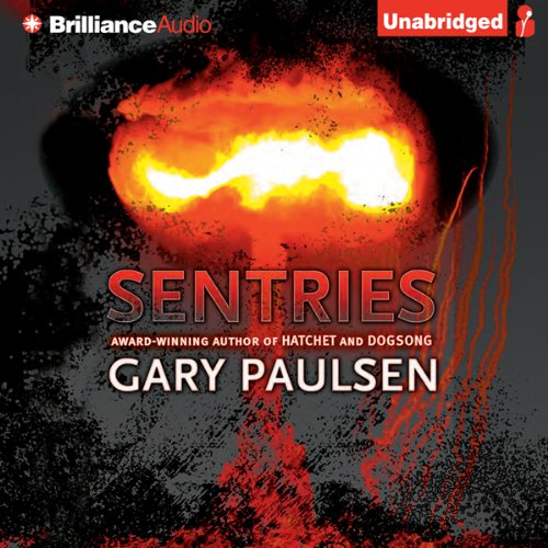 Sentries audiobook cover art