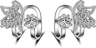 Orecchini Orecchini di Diamanti Orecchini pratici Orecchini Solidi Orecchini per la Laurea Orecchini per Regalo Orecchini ...