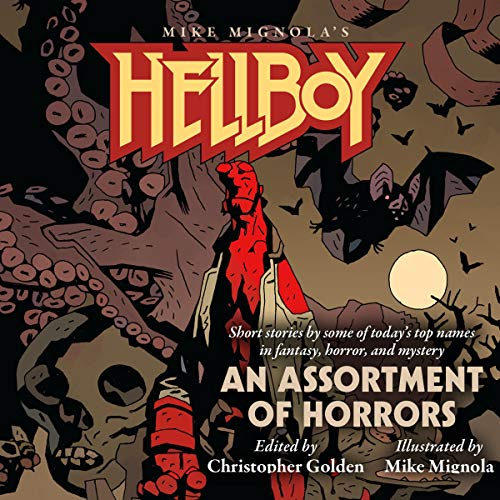 Hellboy: An Assortment of Horrors cover art