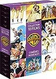 90 ans Warner - Coffret 10 films - Comédies musicales [Francia] [DVD]