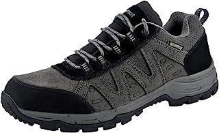 riemot Walking Shoes Mens Womens, Fully Waterproof Outdoor Hiking/Trekking Climbing Shoes Approach Shoes Lightweight Breat...