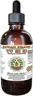 Tu Si Zi, Dodder (Cuscuta Chinensis) Tincture, Dried Seed Liquid Extract, Tu Si Zi, Glycerite Herbal Supplement 2 Oz