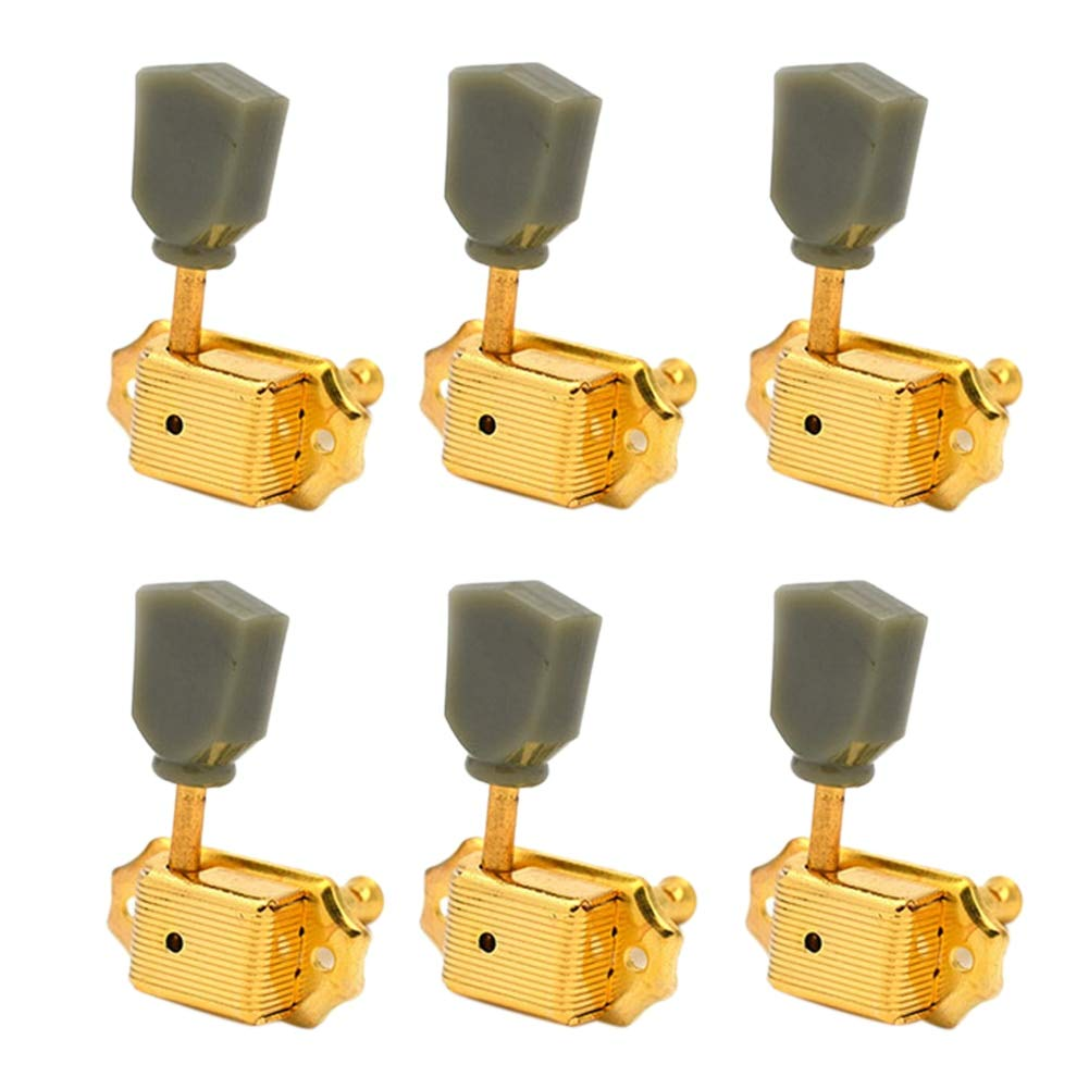 Guitar Parts Machine Durable Limited time cheap sale Tuning Pegs Metal Rustproof Button Popular brand