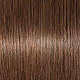 SEGO Frangia Clip Capelli Veri Frangetta Laterale Extension Remy Human Hair Bangs Fascia Unica 10g Posticci Fringe senza Tempie #4 Castano Cioccolato
