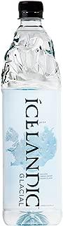 Icelandic Glacial Natural Spring Alkaline Water, 1 Liter, 6 Count