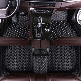 Custom Car Floor Mats For BMW 7 series F01 F02 F03 F04 E23 E32 E38 E65 E66 G22 G12 730i 740i 750i 740Li 745li 750li 760i 2013-2015 All Weather Non-Slip Full Surrounded Advanced Liners Black Beige