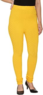 Colors & Blends - Women's Woolen-Lycra Leggings