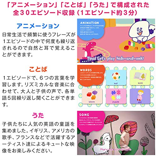 【0-7歳】GoomiesENGLISHFORKIDS幼児英語DVDグーミーズ