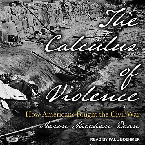 The Calculus of Violence audiobook cover art