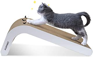 Aibuddy 爪とぎ 猫用 斜め式 強化ダンボール 爪磨き 高密度 耐久 運動不足 ストレス解消
