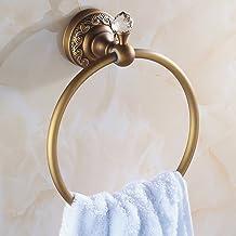 Handdoek ring Retro Messing Wandmontage Badkamer Hardware Accessoires Handdoek Haak