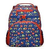 Simple Modern Kids Fletcher Backpack for Toddlers Boys Girls School, Under Construction, 12 Liter