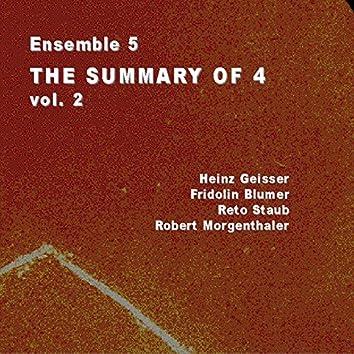The Summary of 4, Vol. 2