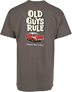 Old Guys Rule Men's Class in Classic Short Sleeve Shirt
