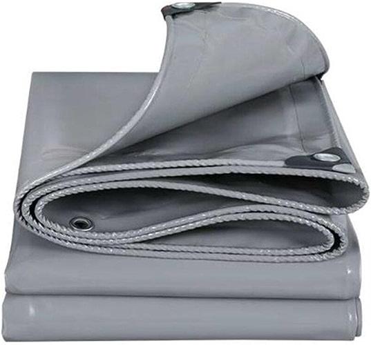 DHMHJH Bache - bache grise imperméable à l'eau antidérapante