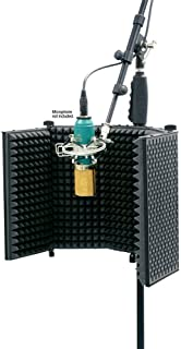 Broadcast MXL RF-100 Microphone Stand Mountable Reflection Screen