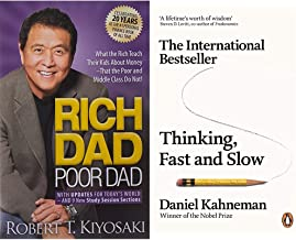 Rich Dad Poor Dad + Thinking, Fast and Slow
