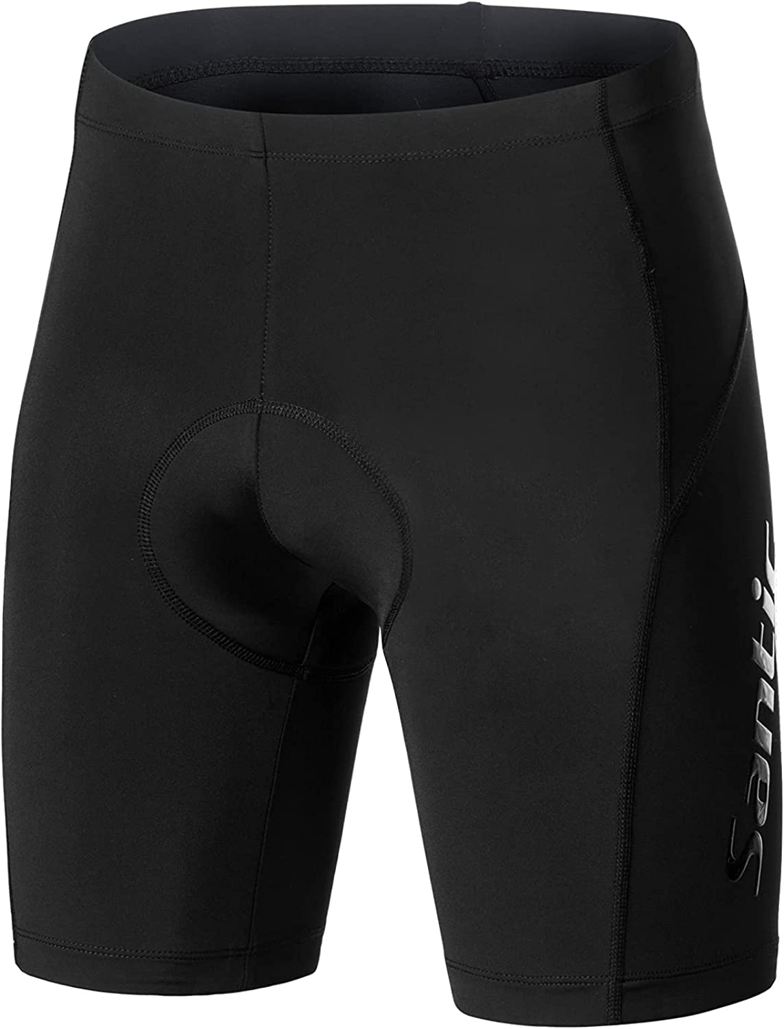 Santic Men's Bike It is very free shipping popular Shorts 4D Padded Coolmax Cycling Tights