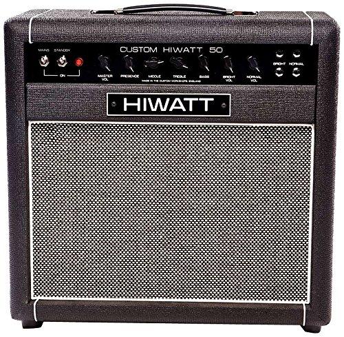 Hiwatt SA112 Custom 50 Combo All-Verstärker für Gitarren