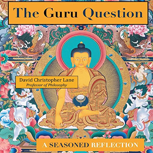 The Guru Question audiobook cover art