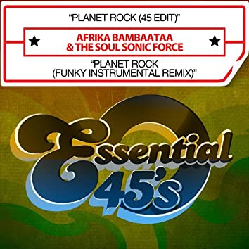 Planet Rock (1996 Version) [Digital 45]