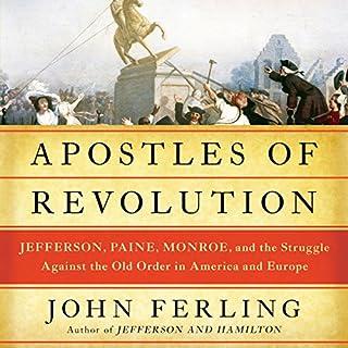 Apostles of Revolution audiobook cover art
