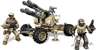 comprar comparacion Mega Bloks -Vehículo Anti-aéreo, Call of Duty, Juego de construcción (Mattel DKX53)