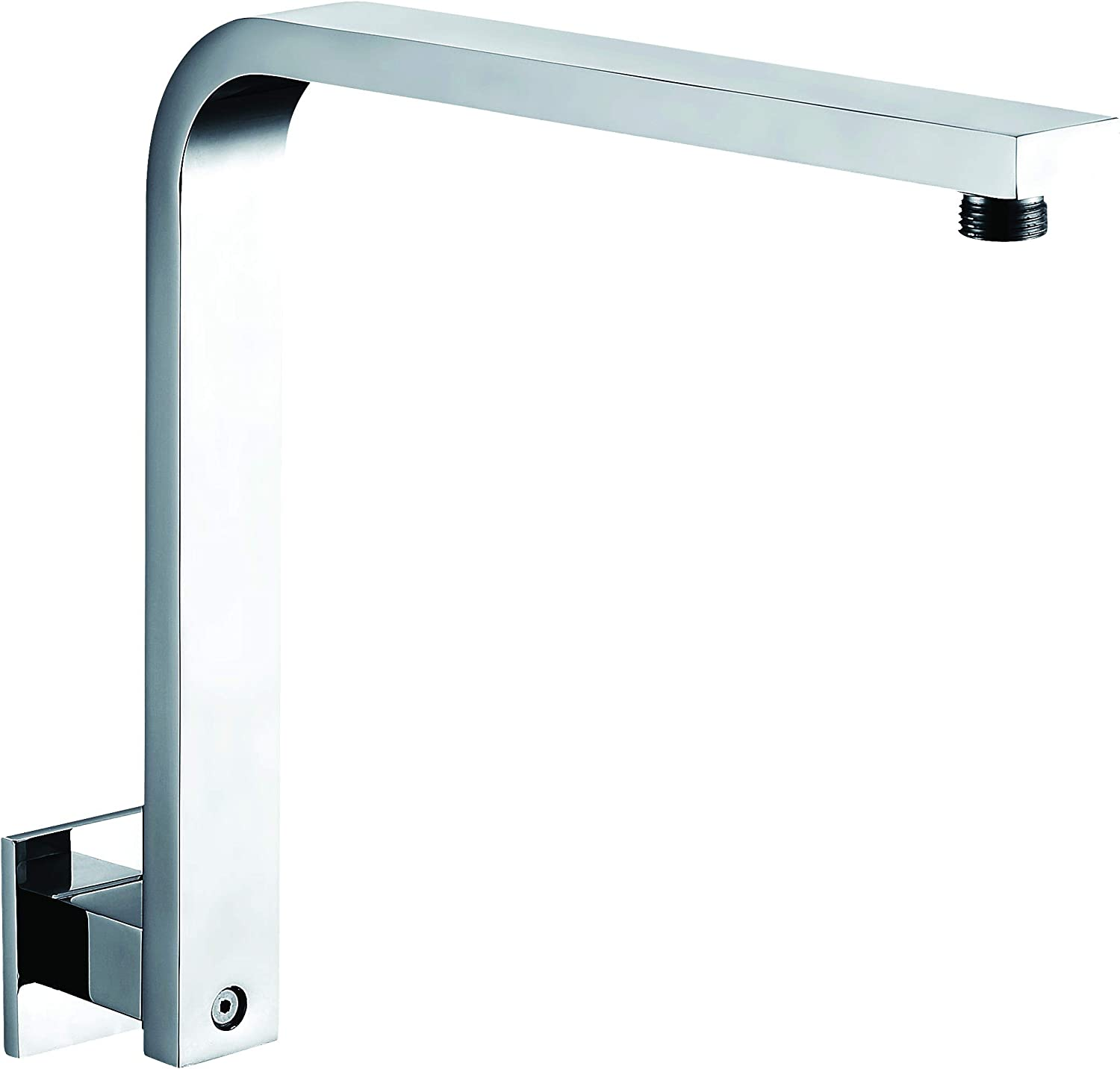 ALFI brand Recommended AB12GSW-PC Polished Chrome Special sale item Mou Raised Square 12