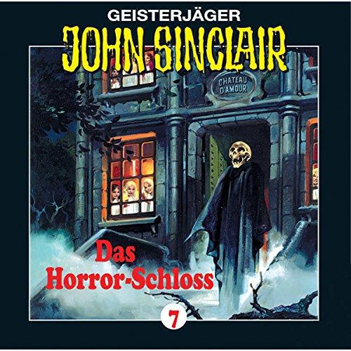Das Horror-Schloss im Spessart audiobook cover art